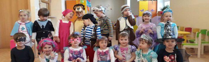 Karneval v Magdalénke