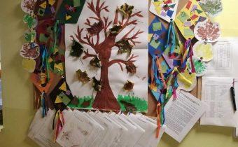 Jeseň v našej škôlke